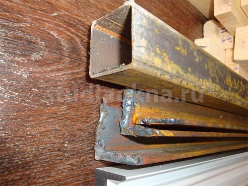 металл для крыши на балкон