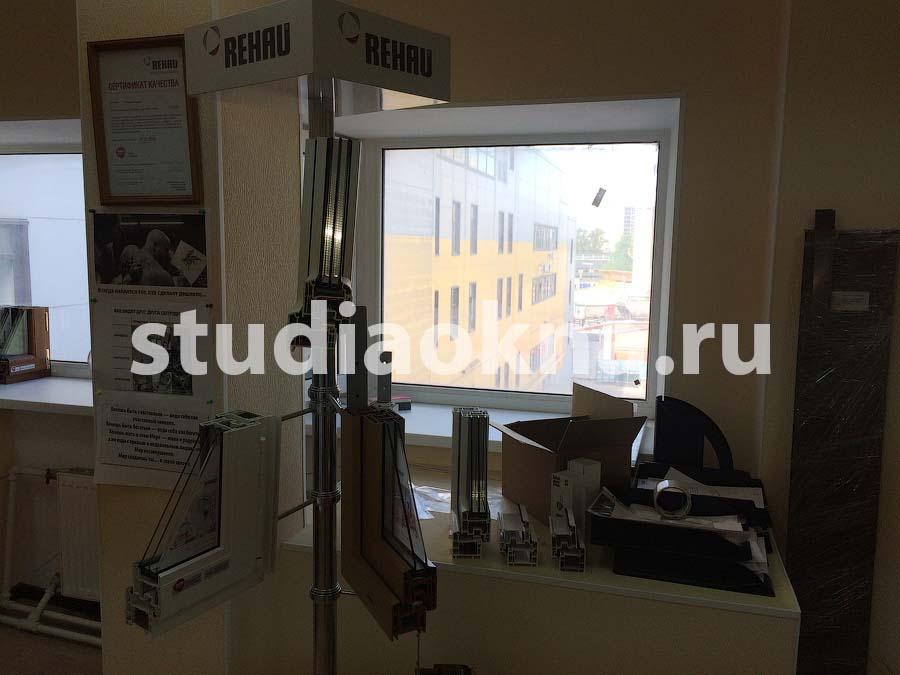 Окна Rehau от Студия Окна