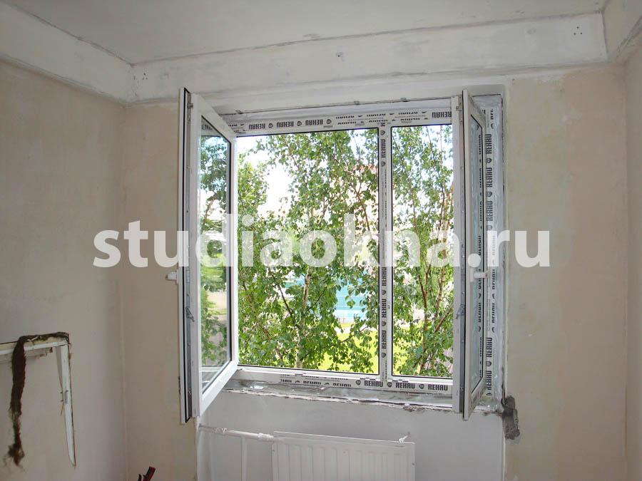 Окно по ГОСТу