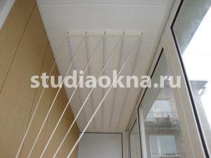Сушилка потолочная на балкон