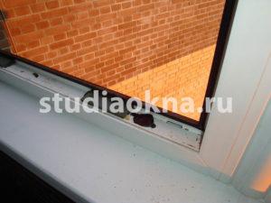 герметизация креплений в окнах пвх