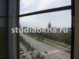 москитная сетка на окно
