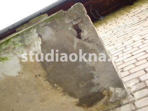 разрушение балконной плиты