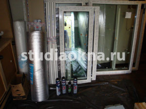 материал для балкона