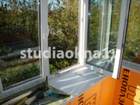 Расширение балкона видео+фото - петергоф бобыльская 17а - st.