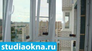 замена остекления на балконе