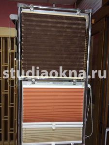 Жалюзи на окна от StudiaOkna