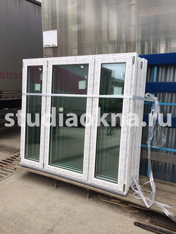 Окна Veka от StudiaOkna