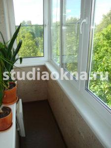 пробковое покрытие на балконе