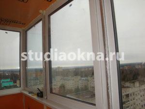 окна rehau sib
