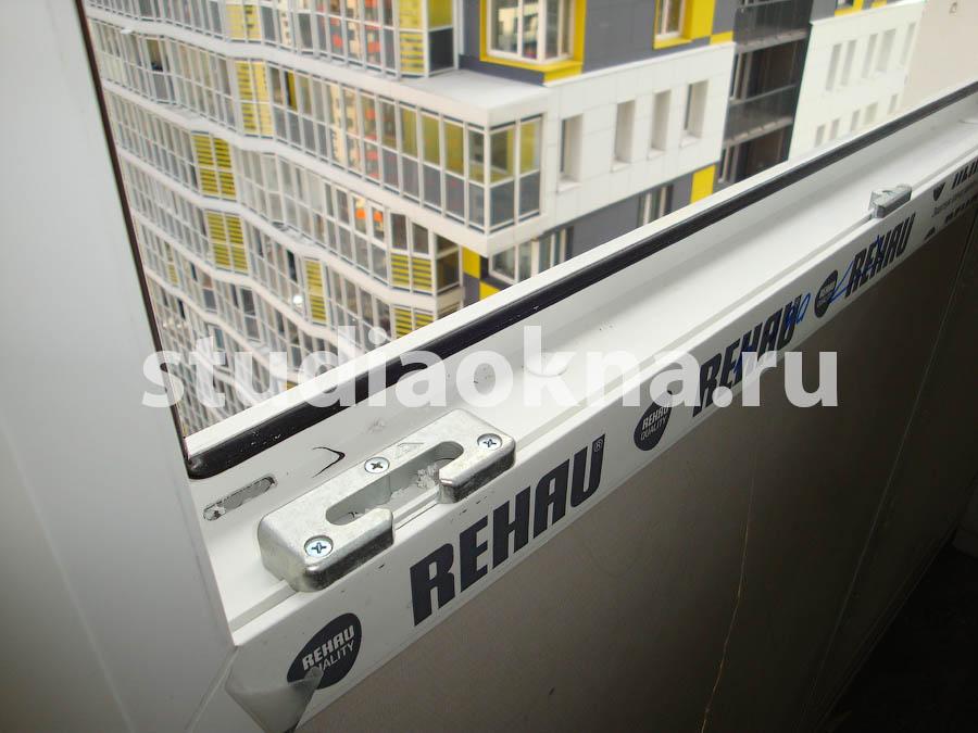 замена холодного остекления на теплое Кудрово