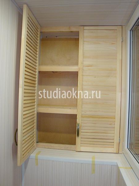 шкафчик на балкон