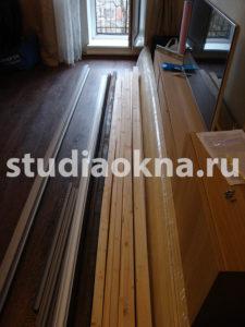 материалы для балкона
