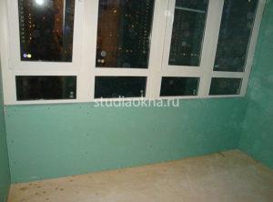 влагостойкий гипрок на балкон